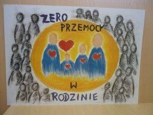 II miejsce w kategorii - gimnazja - Tomasz Andziak kl. IIIA - Publiczne Gimnazjum Nr 1 w Warce ( praca została wydrukowana w formie plakatu )
